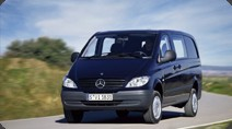 Mercedes Benz Vito New CDI
